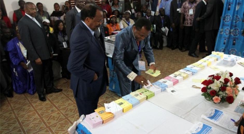 Cameroun : « les élections présidentielles sont une indigne mascarade »