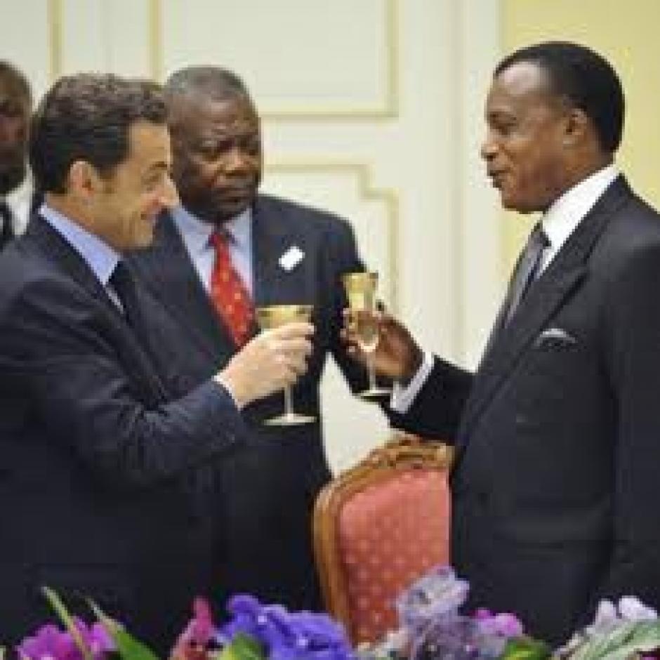 Sassou Nguesso à l'Elysée : stop au soutien de la France aux dictateurs