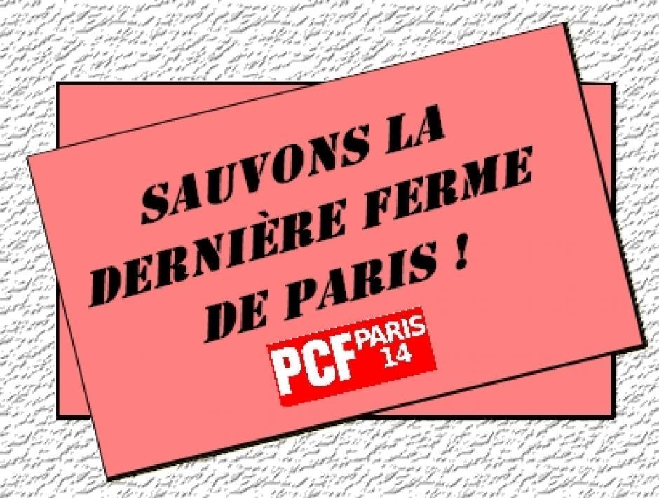 Sauvons la dernière ferme de Paris - Rencontre avec Thomas Dufresne