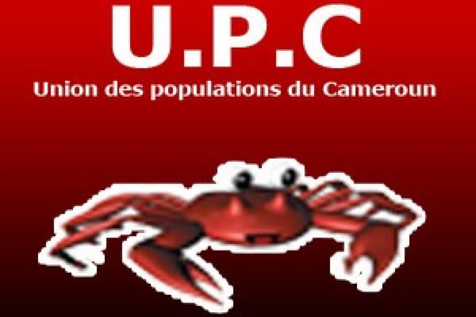 Samedi 22 octobre 2011 : réunion publique de l'union des peuples du Cameroun (UPC)